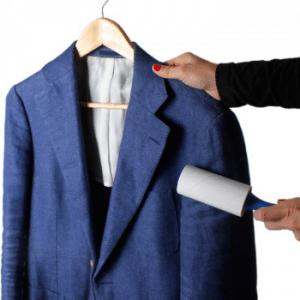 LaundrySpecialist Pluizenroller incl. 4 navullingen