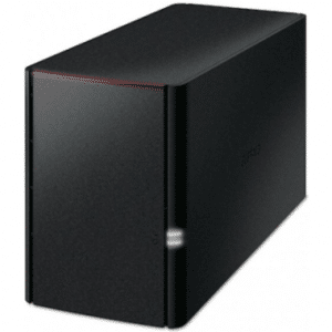 LinkStation 220 NAS 0TB 2 bay