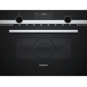 Siemens CM585AMS0 iQ500 - Inbouw combi Microgolfoven