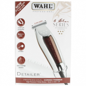 Wahl Detailer 5 Star T-Wide