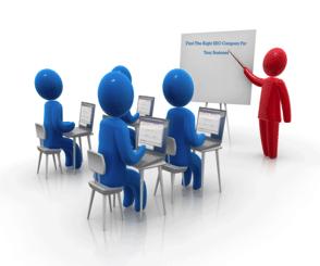 SEO Opleiding volgen in de klas